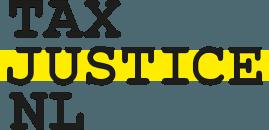 Logo Tax Justice Nederland