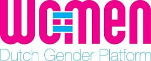 Logo WO=MEN Dutch Gender Platform