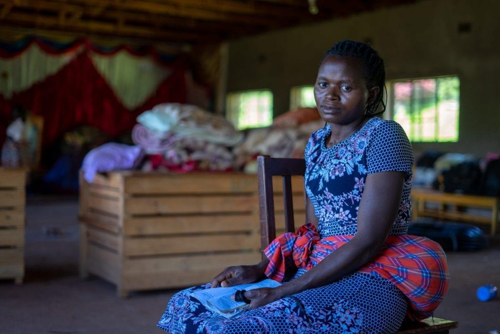 ActionAid verleent noodhulp na dodelijke overstromingen als gevolg van cycloon Idai in Mozambique.