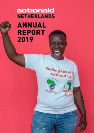 ActionAid Jaarverslag 2019