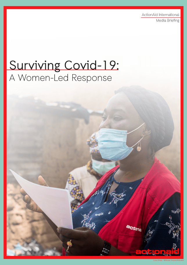 Surviving Covid-19: A Women-Led Response