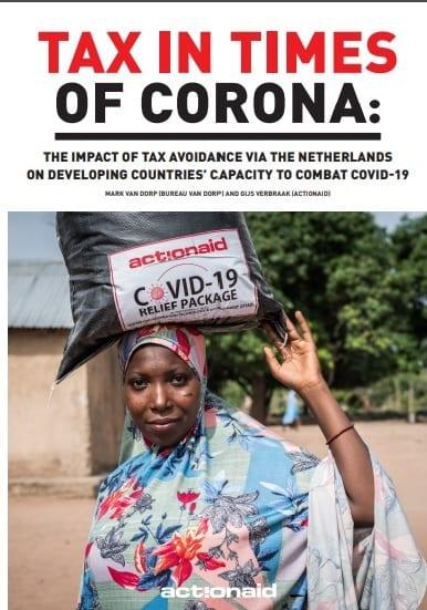 Tax in Time of Corona